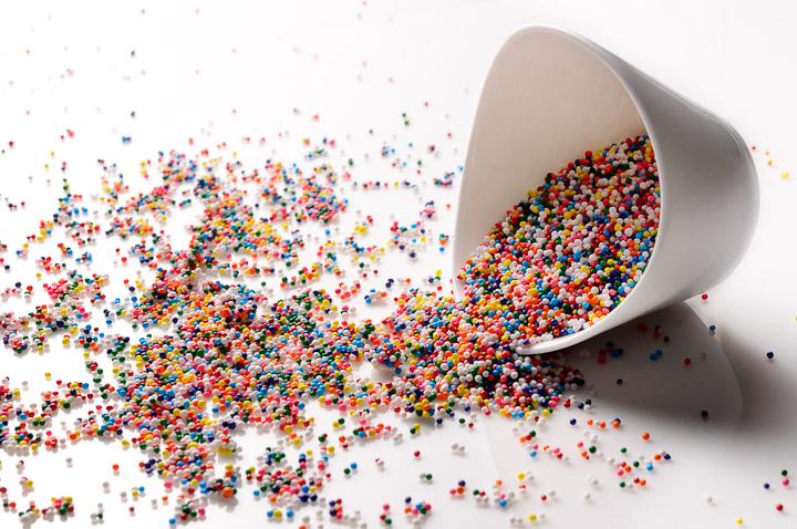 Sprinkles for Sugar Cookies