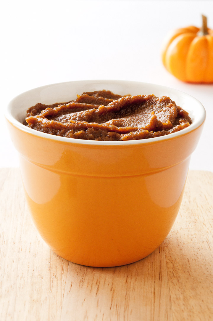 Pumpkin Butter with tons of sugar-perfect for making brown butter ...