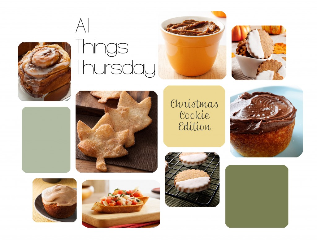 All Things Thursday: Christmas Cookie Edition