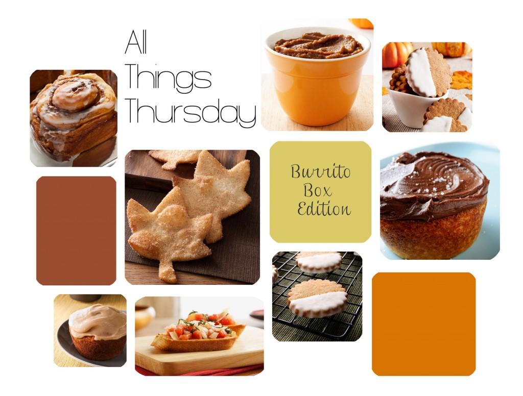 All Things Thursday: Burrito Box Edition