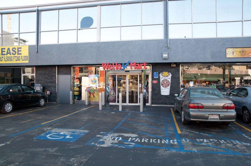 The Burrito Box. An L.A. fixture that dispenses tortilla wrapped mediocrity.
