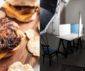 Behind the Scenes Onion Burger