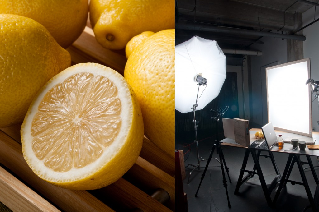 How To Setup a Food Photography Studio