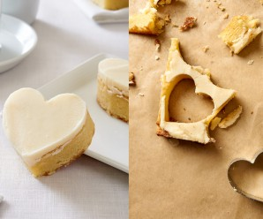 White Chocolate Heart Bars by ibakeheshoots.com