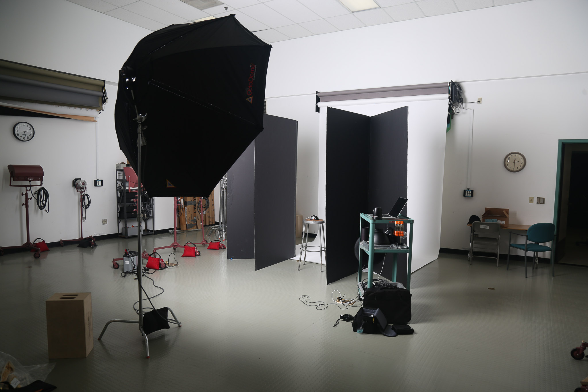 Fashion lighting setup 3