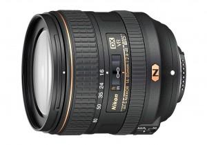 Nikon 16-80mm dx
