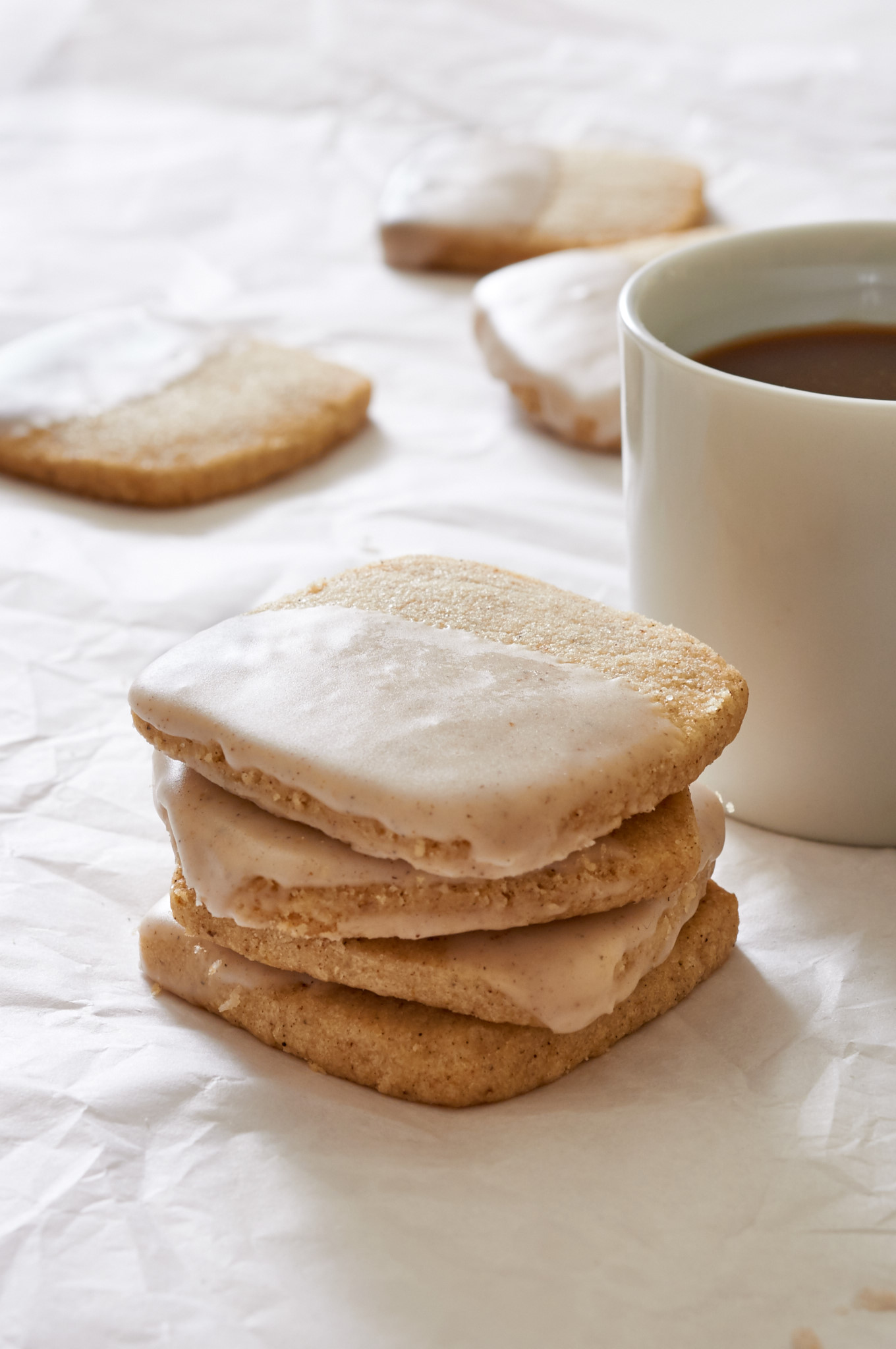 Chai Spiced Shortbread & a Trip to CVS