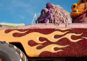 Rose Parade Float: Monster Truck