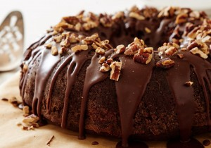 You've had it as a sheet cake. Now try it as a Coca Cola Bundt Cake. It does not disppoint. | ibakeheshoots.com
